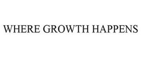 WHERE GROWTH HAPPENS