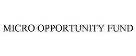 MICRO OPPORTUNITY FUND