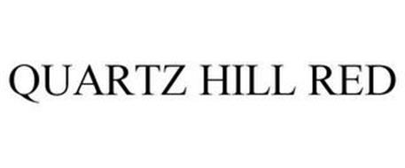 QUARTZ HILL RED