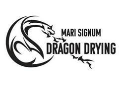 MARI SIGNUM DRAGON DRYING
