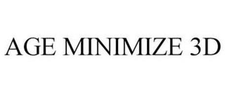 AGE MINIMIZE 3D