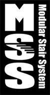 MSS MODULAR STAIR SYSTEM