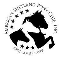 AMERICAN SHETLAND PONY CLUB, INC. ASPC · AMHR · ASPR