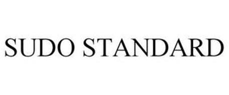SUDO STANDARD