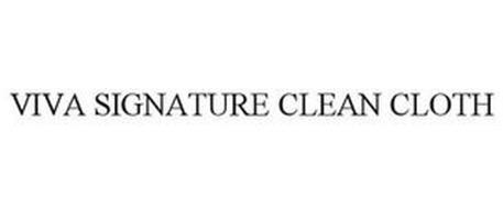 VIVA SIGNATURE CLEAN CLOTH