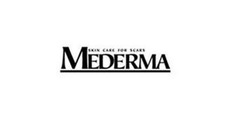 SKIN CARE FOR SCARS MEDERMA