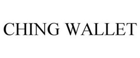 CHING WALLET