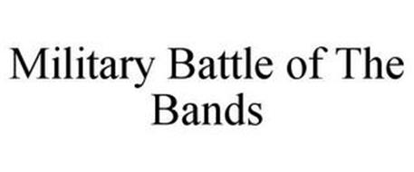 MILITARY BATTLE OF THE BANDS