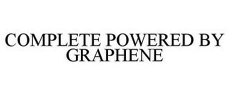 COMPLETE POWERED BY GRAPHENE