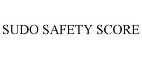 SUDO SAFETY SCORE