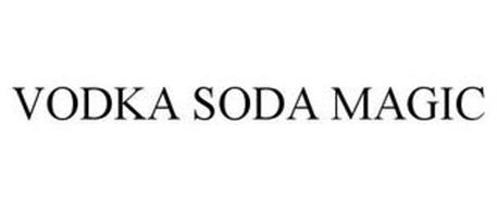 VODKA SODA MAGIC