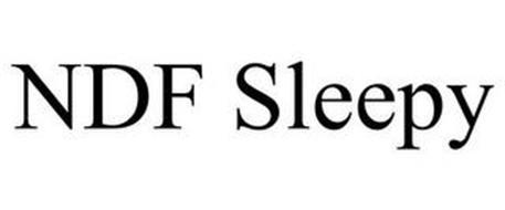 NDF SLEEPY