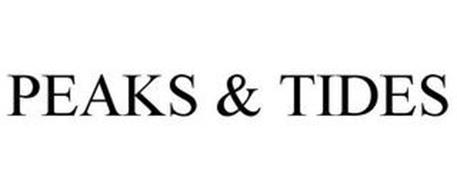PEAKS & TIDES
