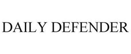 DAILY DEFENDER