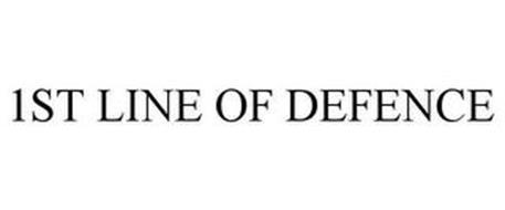 1ST LINE OF DEFENCE