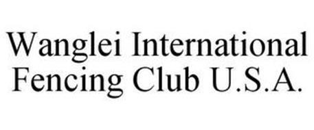 WANGLEI INTERNATIONAL FENCING CLUB U.S.A.