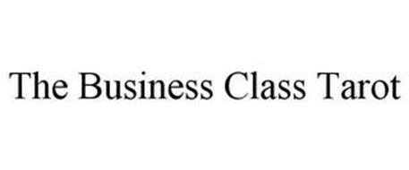 THE BUSINESS CLASS TAROT