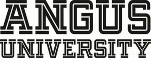 ANGUS UNIVERSITY