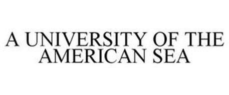 A UNIVERSITY OF THE AMERICAN SEA