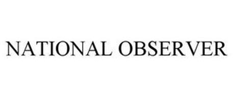 THE NATIONAL OBSERVER