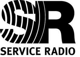 SR SERVICE RADIO
