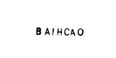 BAIHCAO