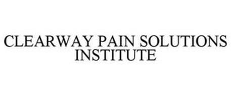 CLEARWAY PAIN SOLUTIONS INSTITUTE