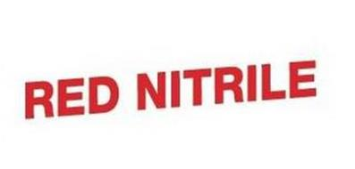 RED NITRILE