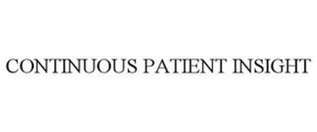 CONTINUOUS PATIENT INSIGHT