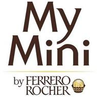 MY MINI BY FERRERO ROCHER FERRERO ROCHER