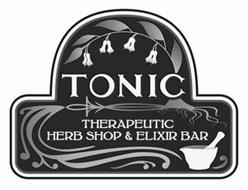 TONIC THERAPEUTIC HERB SHOP & ELIXIR BAR