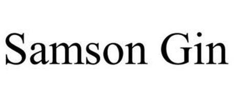 SAMSON GIN