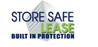 STORE SAFE LEASE BUILT IN PROTECTION
