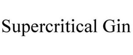 SUPERCRITICAL GIN