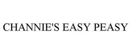 CHANNIE'S EASY PEASY