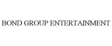 BOND GROUP ENTERTAINMENT