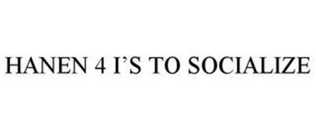 HANEN 4 I'S TO SOCIALIZE
