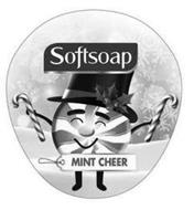 SOFTSOAP MINT CHEER