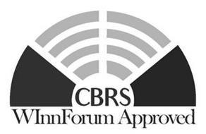 CBRS WINNFORUM APPROVED