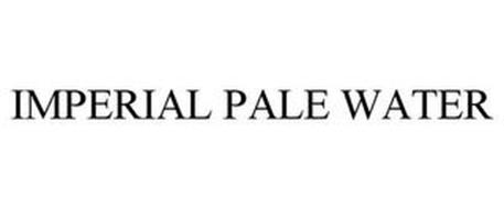 IMPERIAL PALE WATER