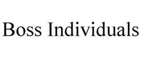 BOSS INDIVIDUALS