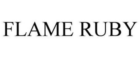 FLAME RUBY