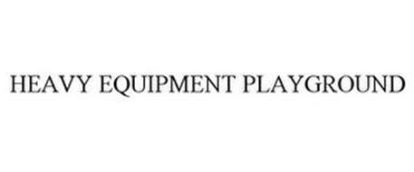 HEAVY EQUIPMENT PLAYGROUND
