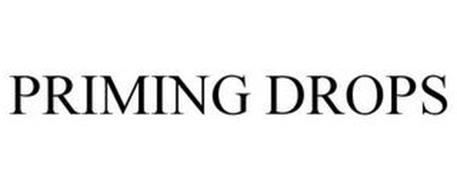 PRIMING DROPS