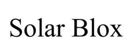 SOLAR BLOX