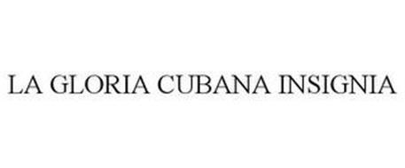 LA GLORIA CUBANA INSIGNIA