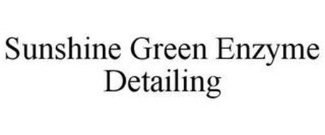 SUNSHINE GREEN ENZYME DETAILING