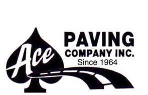 ACE PAVING COMPANY INC. SINCE 1964
