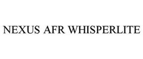 NEXUS AFR WHISPERLITE