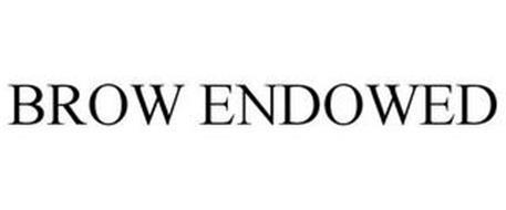 BROW ENDOWED
